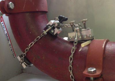 Seilrohrdichtung mit Stauchkammer SD-01